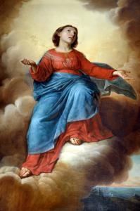 Maria magnifica il Signore