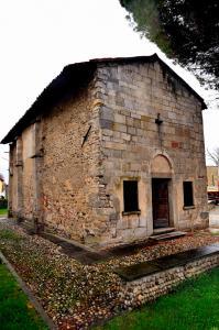 la chiesa di san Leonardo