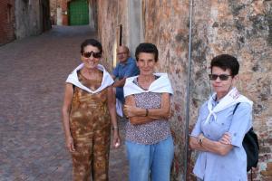 tre pellegrine